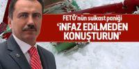 Muhsin Yazıcıoğlu'nun ölüm emri Gülen'den mi?