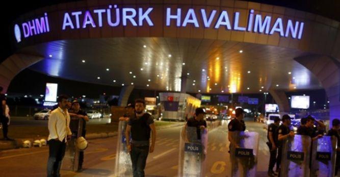 Havalimanı saldırısında 16 kişi adliyeye sevkedildi