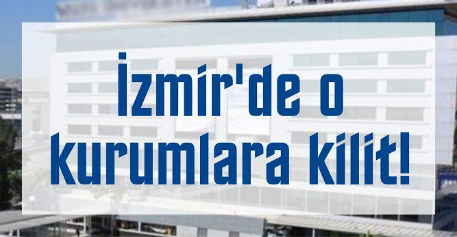 İzmir genelinde tek tip durak