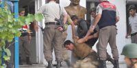 Kaçak 11 darbeci asker yakalandı