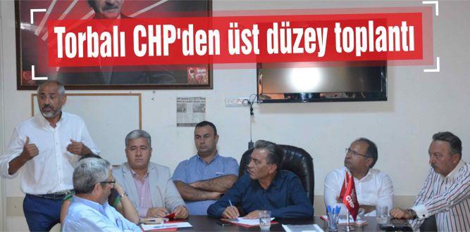 CHP teşkilatı 3 vekille danışma kurulu topladı