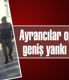 Ayrancılar'da 22 gözaltı