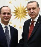 Erdoğan, Arnavutluk Dışişleri Bakanı Buşati'yi kabul etti