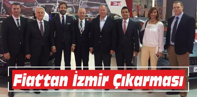 Fiat'tan İzmir Çıkarması