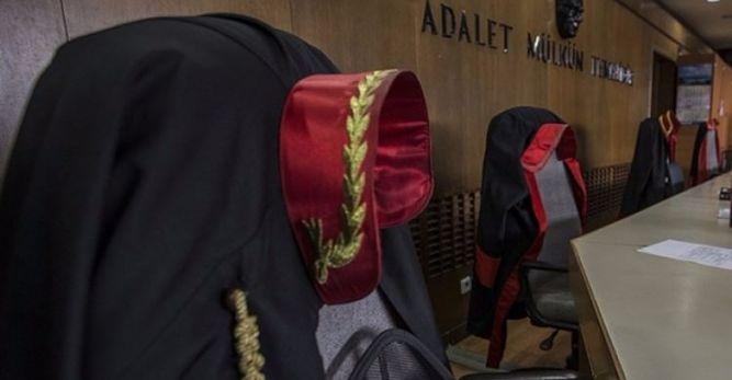 Kadın hakim itirafçı oldu: 20 subayı deşifre etti