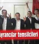 MHP'nin Ayrancılar temsilcileri belirlendi
