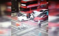 Otobüs şoförü fenalaşınca… Dehşet anlar kamerada