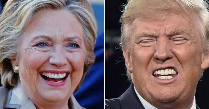 ABD başkanını seçti: Trump