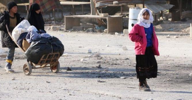 Halep'te flaş ateşkes kararı!