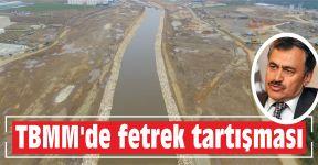 Bakan, Fetrek'e ayrılan  bütçeyi örnek gösterdi