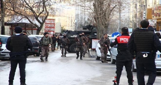 Gaziantep'te çatışma: 1 terörist öldürüldü