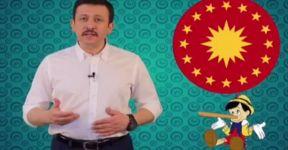 AK Partili Dağ'dan video propaganda