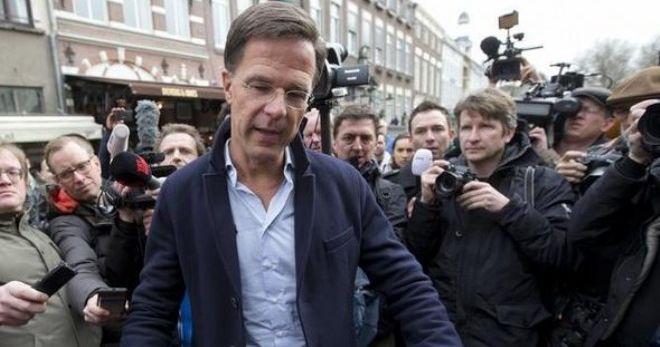 Başbakan Rutte: Kendimize şantaj yaptırmayız