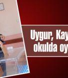 Uygur: Torbalı'ya sevindik