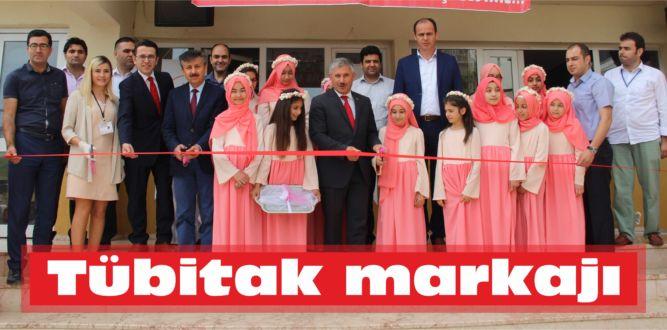 Tübitak markajı