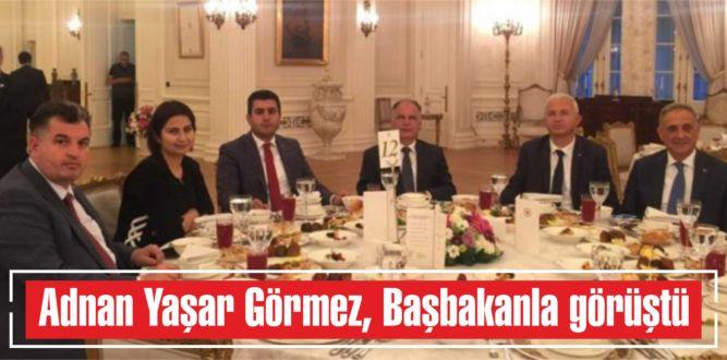 Torkos'un yeni yönetiminden Adnan Başkan'a forma