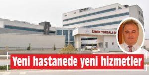 Hastane açılıyor!
