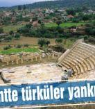 Antik kentte türküler yankılanacak