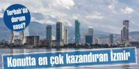 Konutta en çok kazandıran İzmir