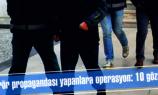 Terör operasyonu, 27 gözaltı