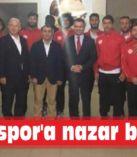 Torbalıspor maçında şok olay