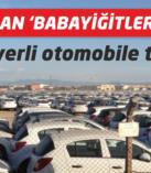 Torbalı yerli otomobile talip