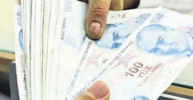 Taşerona 4 bin 628 lira ikramiye müjdesi
