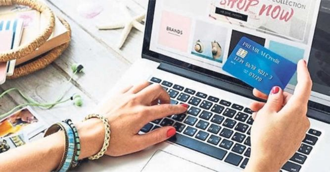 Online pazara şaşırtan ilgi