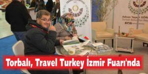 Torbalı, Travel Turkey İzmir Fuarı'nda