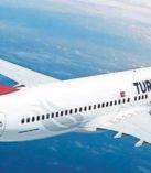Uçakla seyahat eden yolcu sayısı 193 milyonu geç