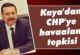 AK Partili Kaya'dan CHP'ye havaalanı tepkisi