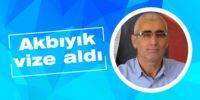 Akbıyık'tan davet  'Gelin birlikte siyaset yapalım'