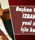 Başkan Kocaoğlu,  İZBAN'daki  yeni sistem  için konuştu