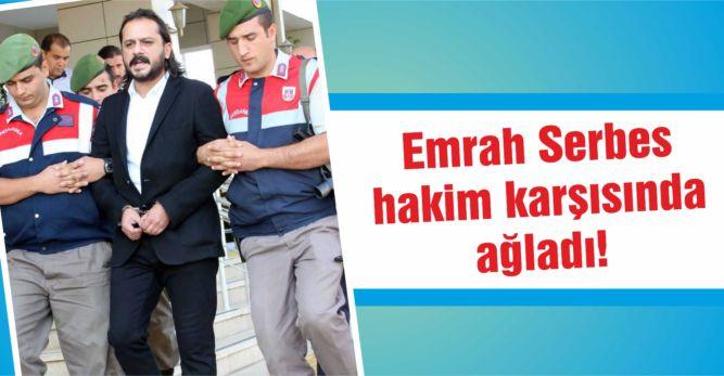 Emrah Serbes Dünya Kadınlar Günü'nde hakim karşısına çıkacak