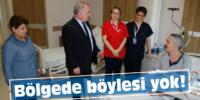Torbalı Devlet Hastanesi'nde palyatif bakım merkezi açıldi