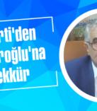 İyi Parti'den Kılıçdaroğlu'na teşekkür