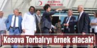 Kosova Torbalı'yı  örnek alacak!