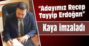 AK Partili Kaya açıkladı: İzmir'e 'tarihi' destek!
