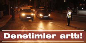 2 saatte 7 araca 7 bin 177 lira cezai işlem uygulandı