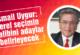 CHP'li İpekli: Mutlaka sandığa gidin