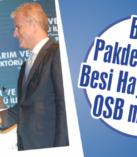 Bakan Pakdemirli'den  Besi Hayvancılığı OSB müjdesi