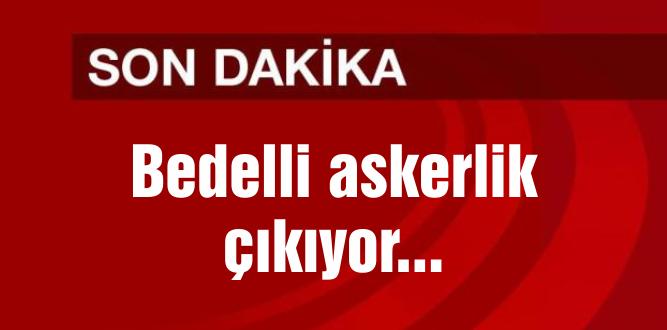 AK Parti'den bedelli askerlik açıklaması…