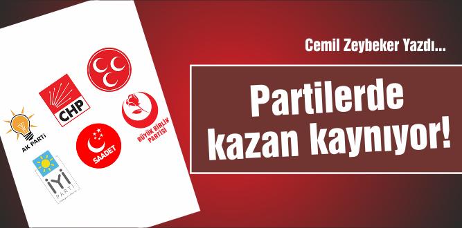 CHP İl Başkanı'nın ajandasında kimin ismi var?