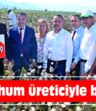 Torbalı'da 'Tarla Günü' düzenlendi