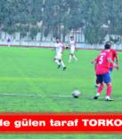 TORKOS-Çaybaşı taraftarı el ele