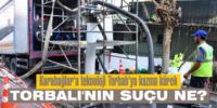 Karabağlar'a teknoloji  Torbalı'ya kazma kürek