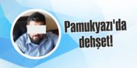Pamukyazı'da dehşet!