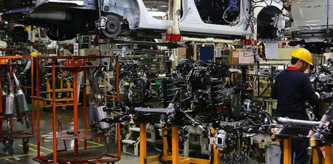 Otomotivde üretim ve ihracat rakamları açıklandı