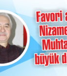 Favori aday Nizamettin Muhtar'a büyük destek