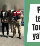 Büyükşehirlerdeki eylemlerde görevlendirilen terörist yakalandı